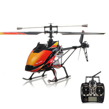 Coupone for WLtoys V913 2.4G 4CH Single Blade RC Helicopter LCD Controller