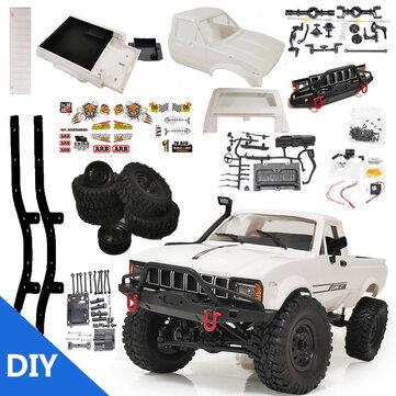 Coupone for WPL C24 1/16 2.4G 4WD Crawler Truck RC Car KIT Full Proportional Control