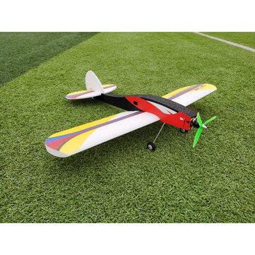 Купон для Dragonfly 700mm Wingspan EPP Low-winged Training RC Airplane Kit