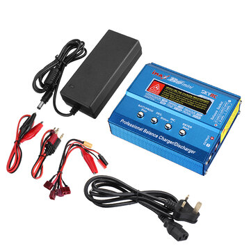 Coupone for Original SKYRC IMAX B6 Mini 60W 6A Balance Charger Discharger with Power Supply for LiPo Li-ion LiFe Nimh Nicd Battery