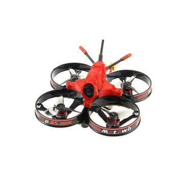 Coupone for HGLRC MotoWhoop 85mm F4 3S 2 Inch FPV Racing Drone w/ 13A ESC 25-400mW VTX RunCam Nano 2 Camera PNP BNF