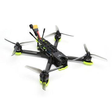 Купон для iFlight Nazgul5 V2 240mm 5 Inch 6S Freestyle FPV Racing Drone BNF/PNP Caddx Ratel Cam SucceX-E F4 45A ESC 2207 1800KV Motor