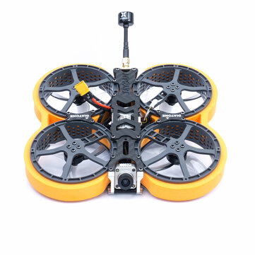 Coupone for Diatone Taycan 25 DUCT 2.5 Inch 4S Cinewhoop FPV Racing Drone PNP VISTA DJI Cam / CADDX BABY RATEL Cam MAMBA F411 25A AIO 1404 5000KV Motor 400MW VTX