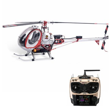 Coupone for JCZK 300C 470L DFC 6CH 3D Flying Scale RC Helicopter RTF GPS One-key Return Hover with AT9S PRO Transmitter