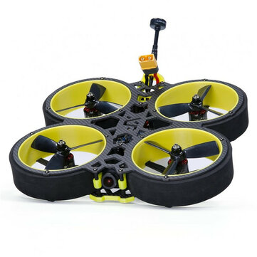 Coupone for iFlight BumbleBee V1.3 142mm 3 Inch 6S HD CineWhoop FPV Racing Drone PNP/BNF Caddx Ratel Cam SucceX-E F4 FC 40A Blheli_32 ESC 500mW VTX