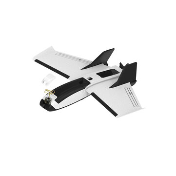 Coupone for ZOHD Dart250G 570mm Wingspan Sub-250 grams Sweep Forward Wing AIO EPP FPV RC Airplane KIT/PNP W/FPV Ready Version