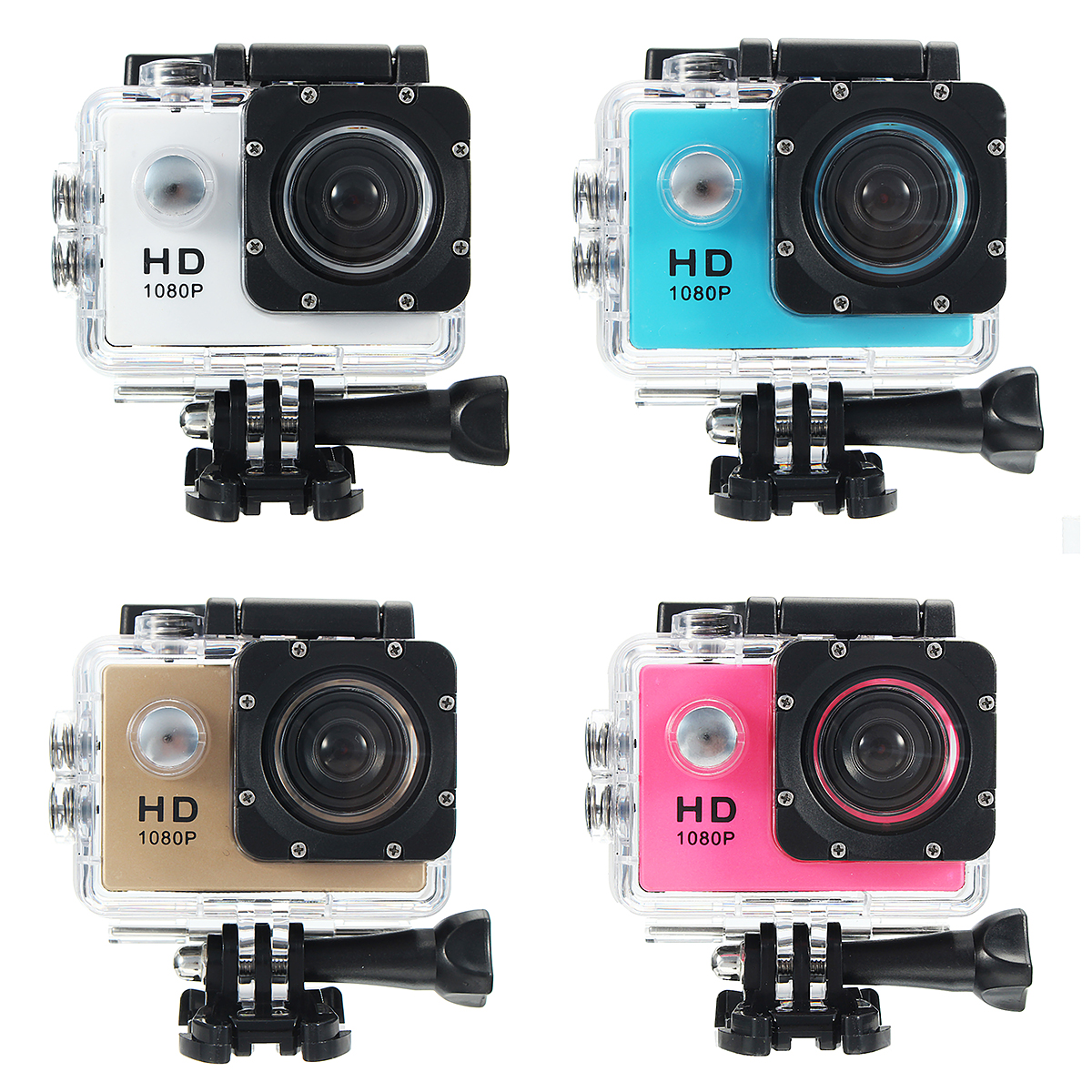 140 Sport Video Camera Full HD Action Waterproof Camcor