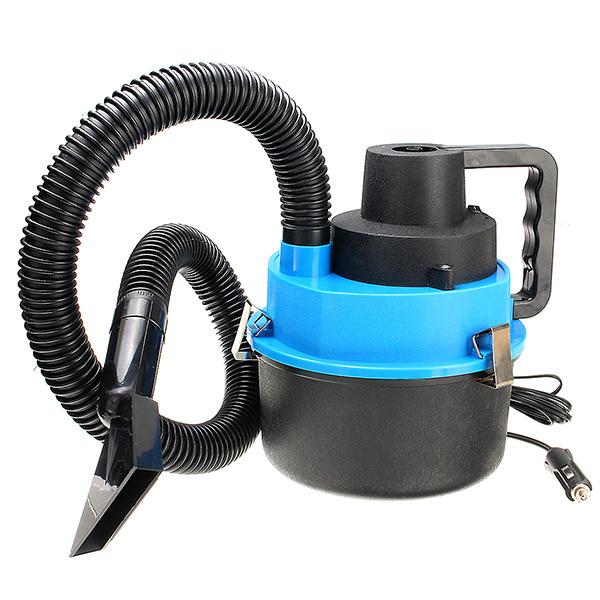 12V 120W Car Interior Vacuum Cleaner Handheld Wet