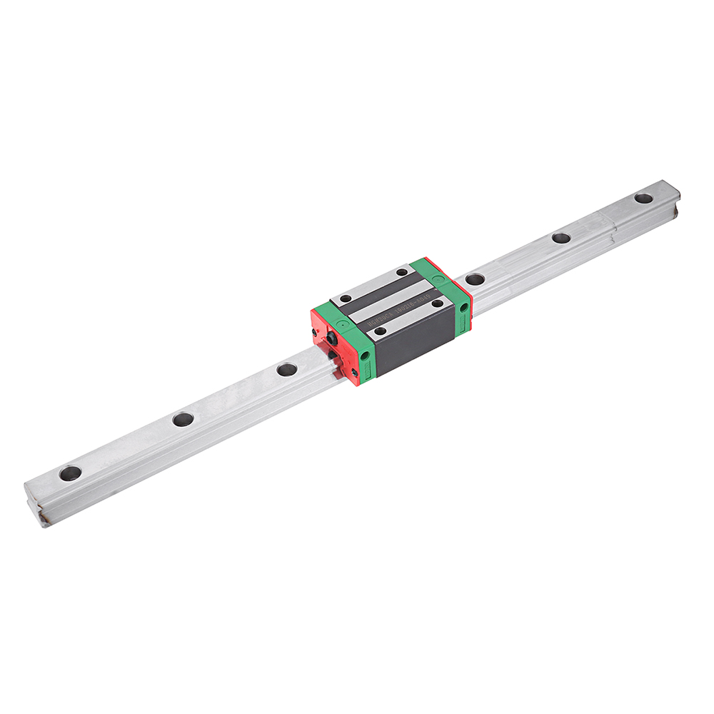 Machifit HGR20 100-1200mm Linear Rail Guide with HGH20CA Linear Rail Slide Block CNC Parts