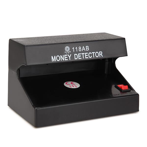 AD-118AB 110-220V Fake Money Cash Detector Checker Test