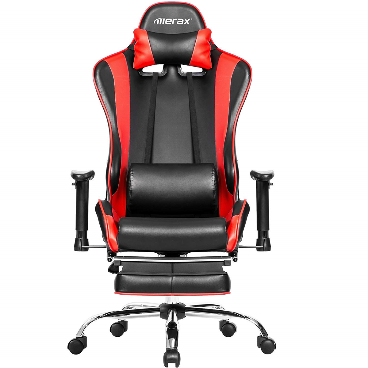 Merax Ergonomic Office Chair Racing Gaming Chair with A
