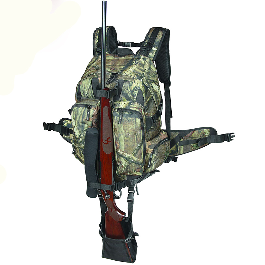 MY DAYS Camouflage Tactical Hunting Gun Bag Backpack Ai
