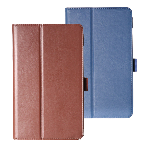 PU Leather Folding Stand Tablet Case Cover For 8