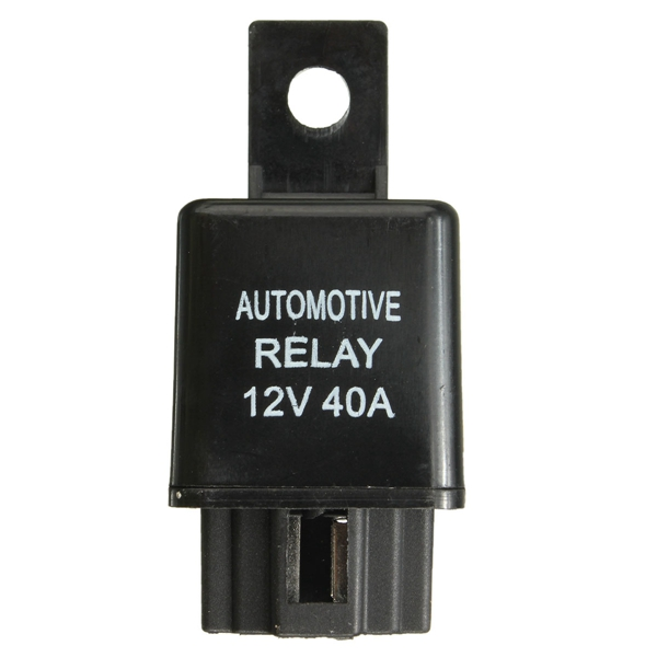 Car Auto Relay 4 Pin SPST Alarm Relay Automotive
