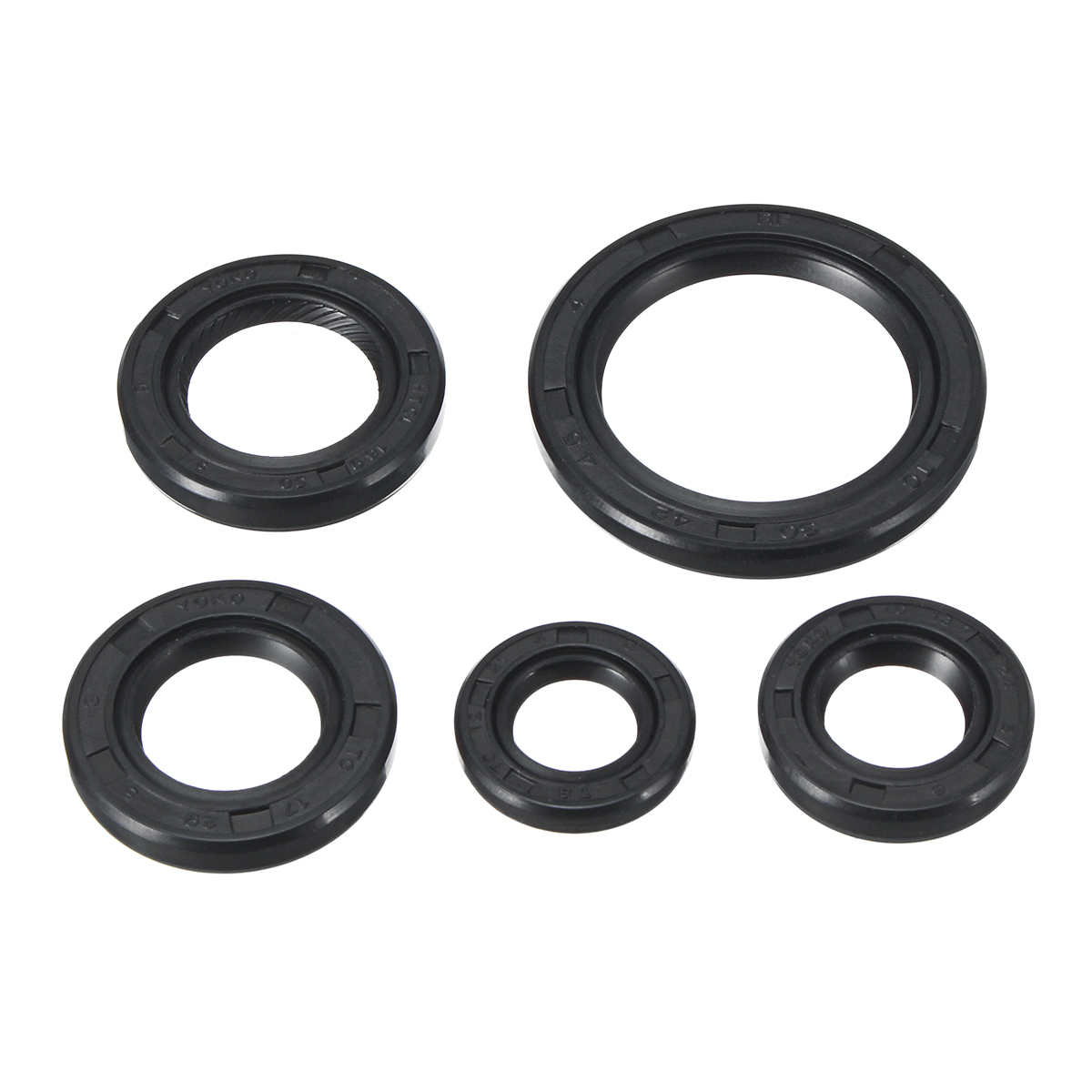 110cc Engine Oil Seal Set Kit Loncin Lifan Pit Di
