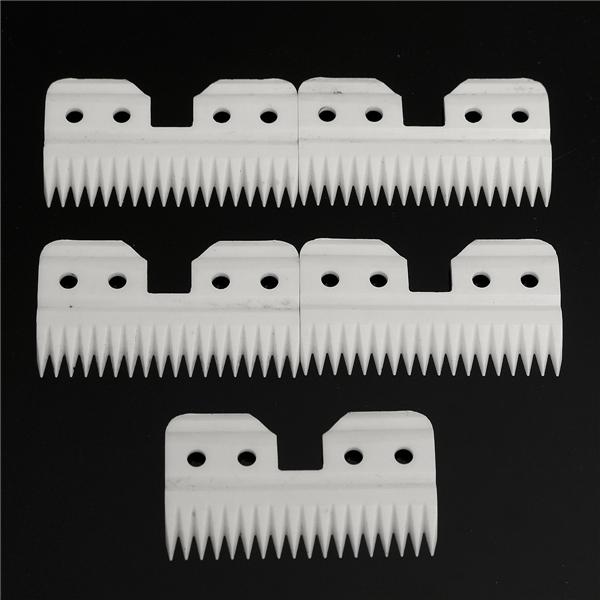 18 Teeth Ceramic Cutters Blades A5 Series Clipper Repla