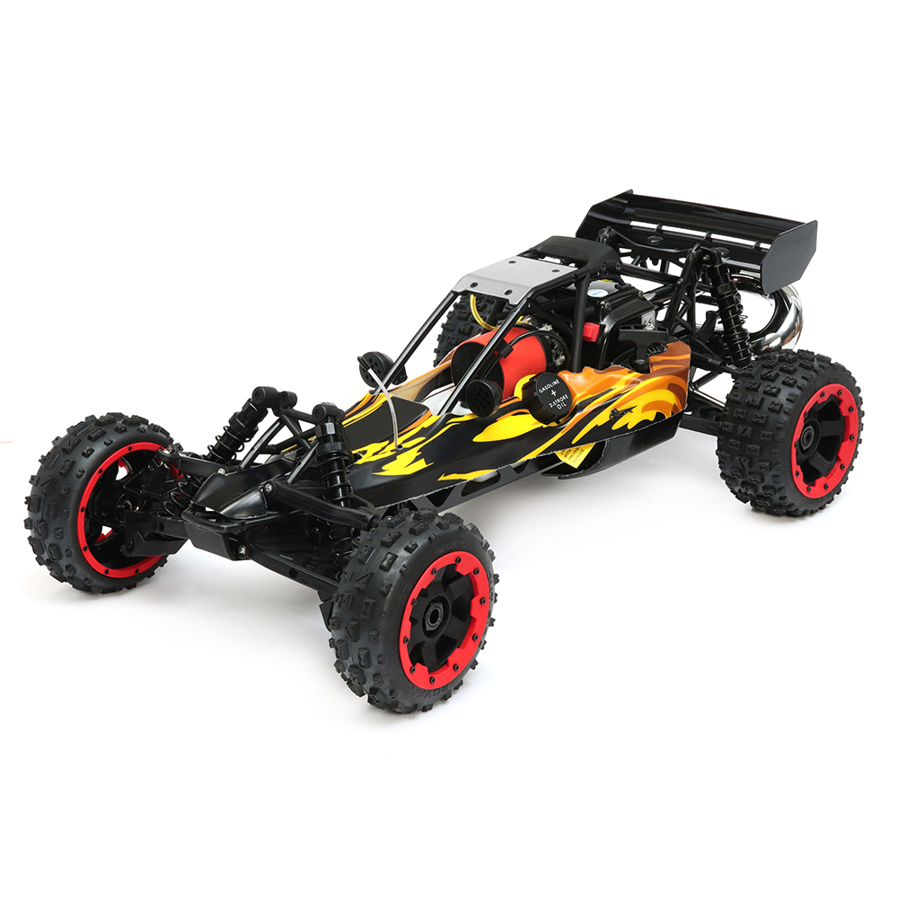 Rovan for Baja 1 5 2 4G RWD Rc Car 80km h 29cc Gas 2 Stroke Engine RTR Truck
