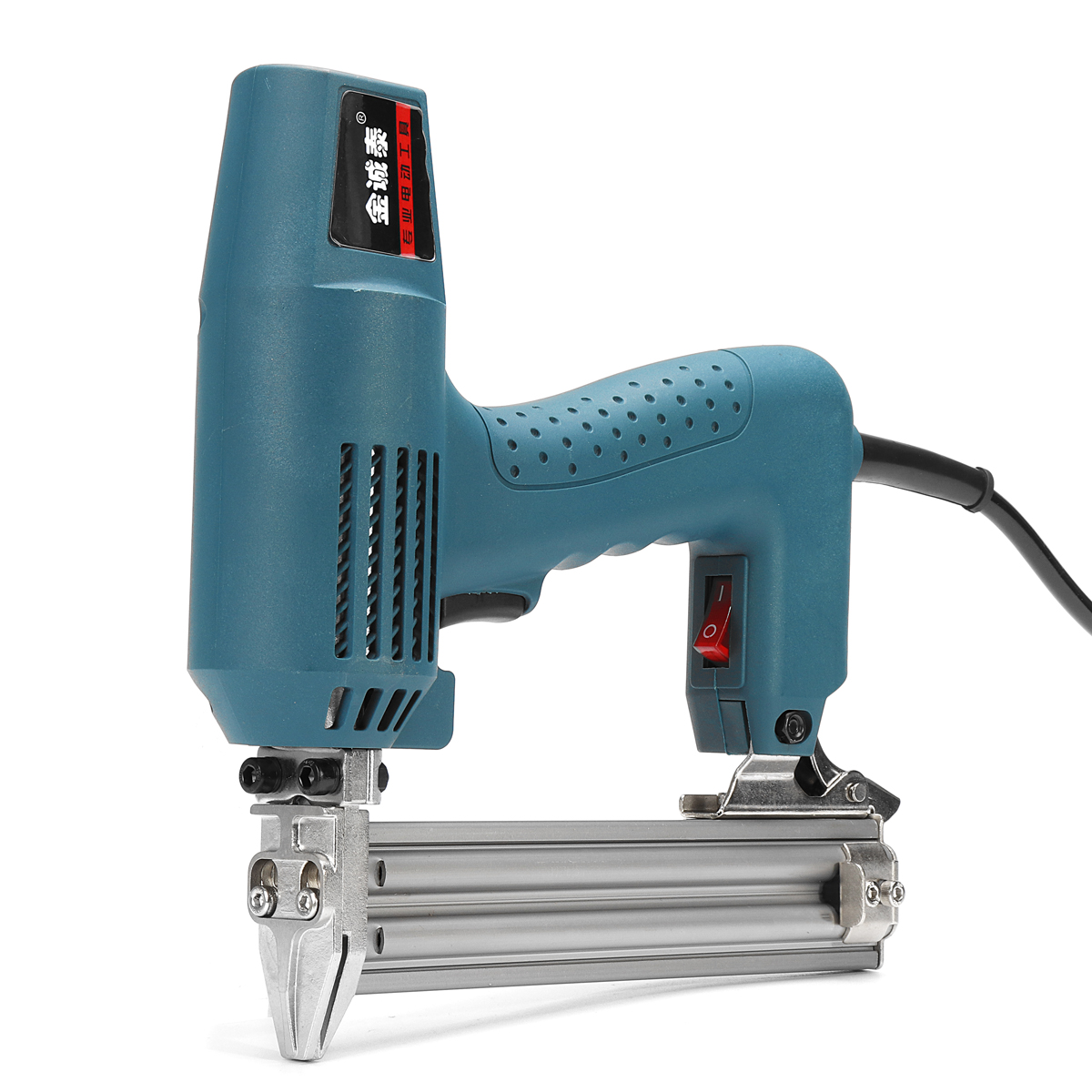 1800W 220V F30 Corded Electric Nailer Stapler Electric Staple Nail G un