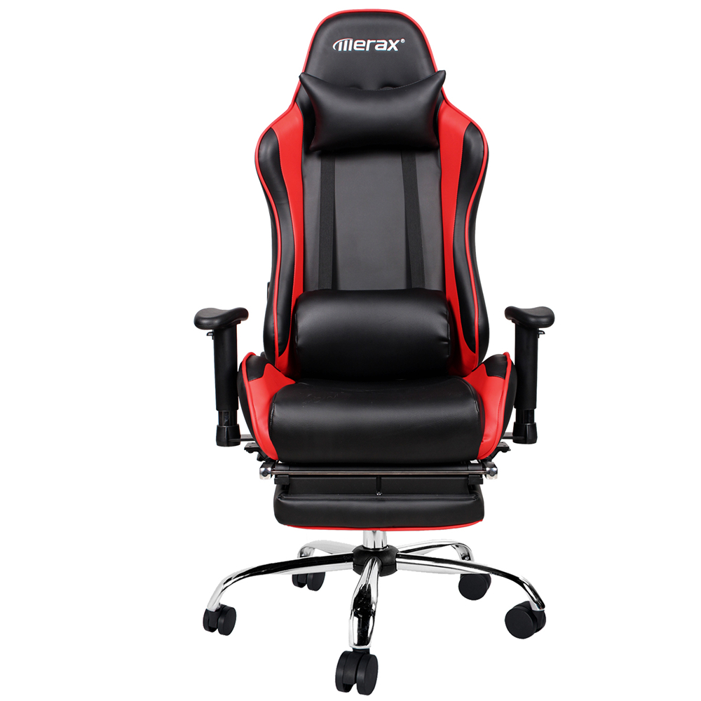 Merax Office Chair Ergonomic Racing Gaming Chair with A