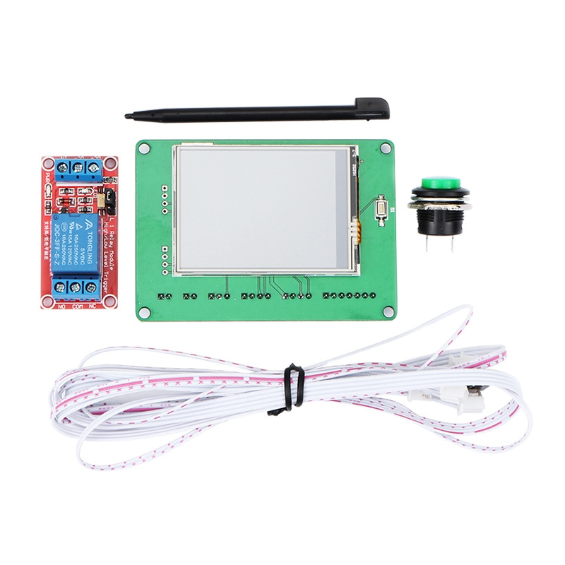 JZ-TS24 2.4 inch Full Color LCD Touch Display