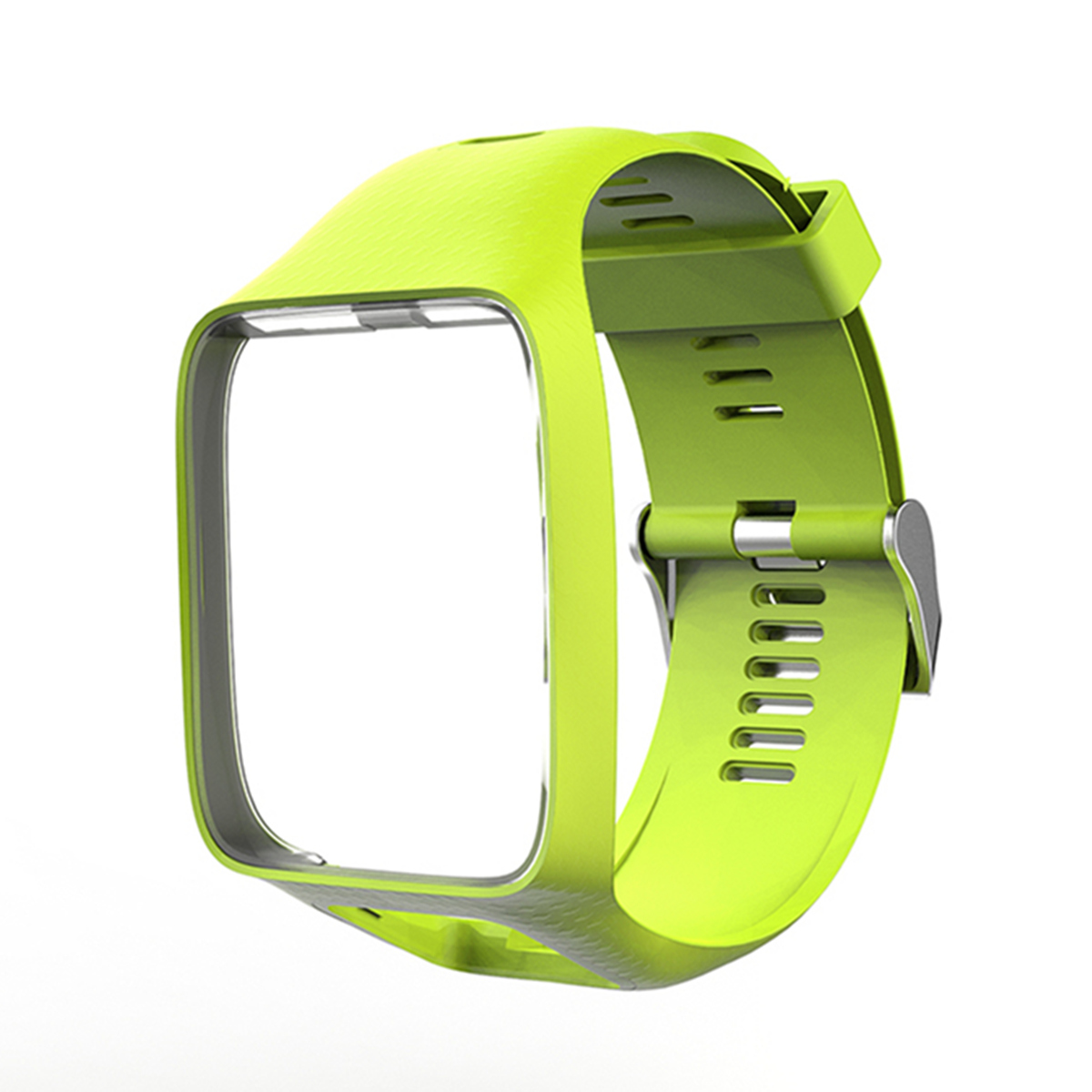Silicone Watch Band Strap Replacement For TomTom R