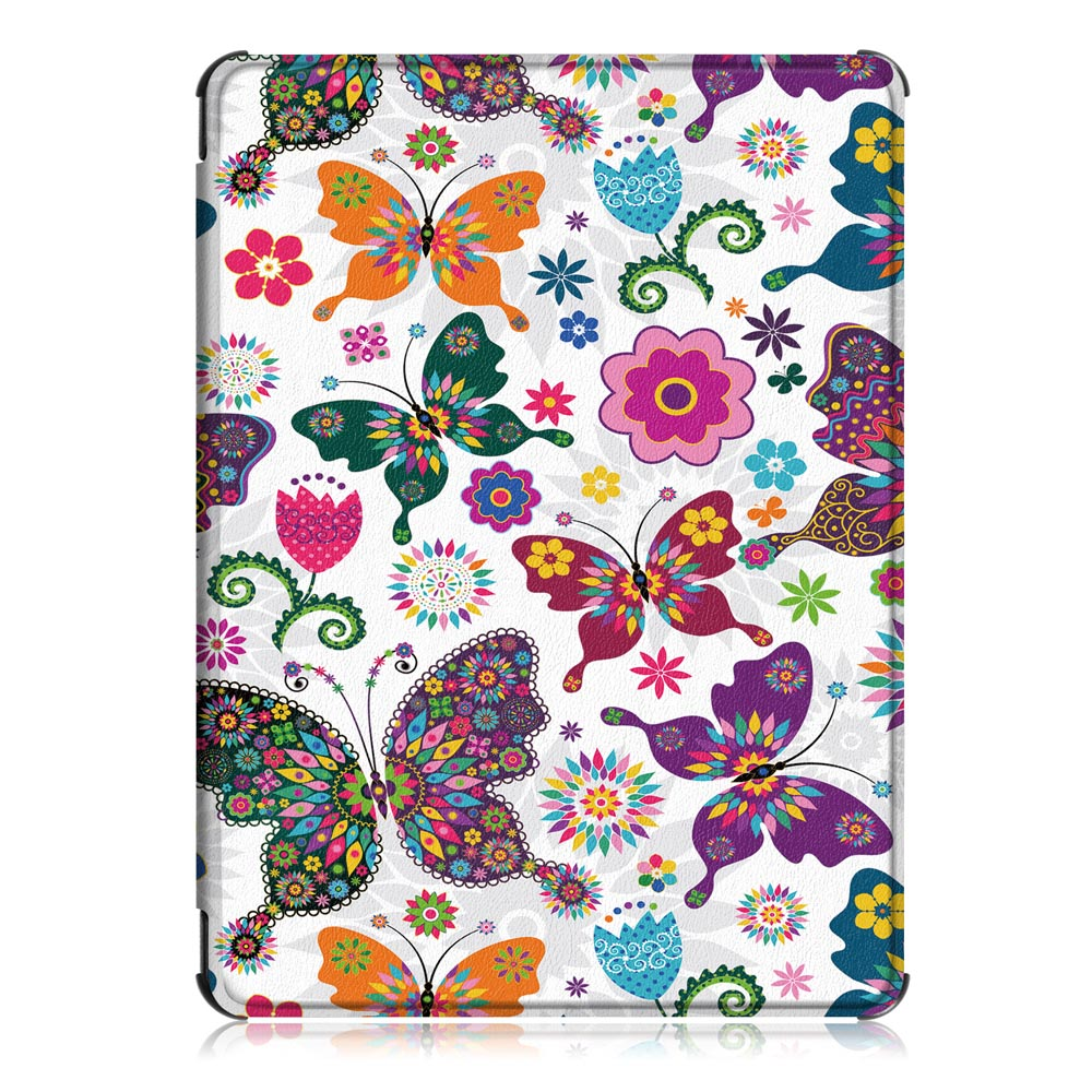 Tablet Case Cover for Kindle 2019 Youth - Butterf