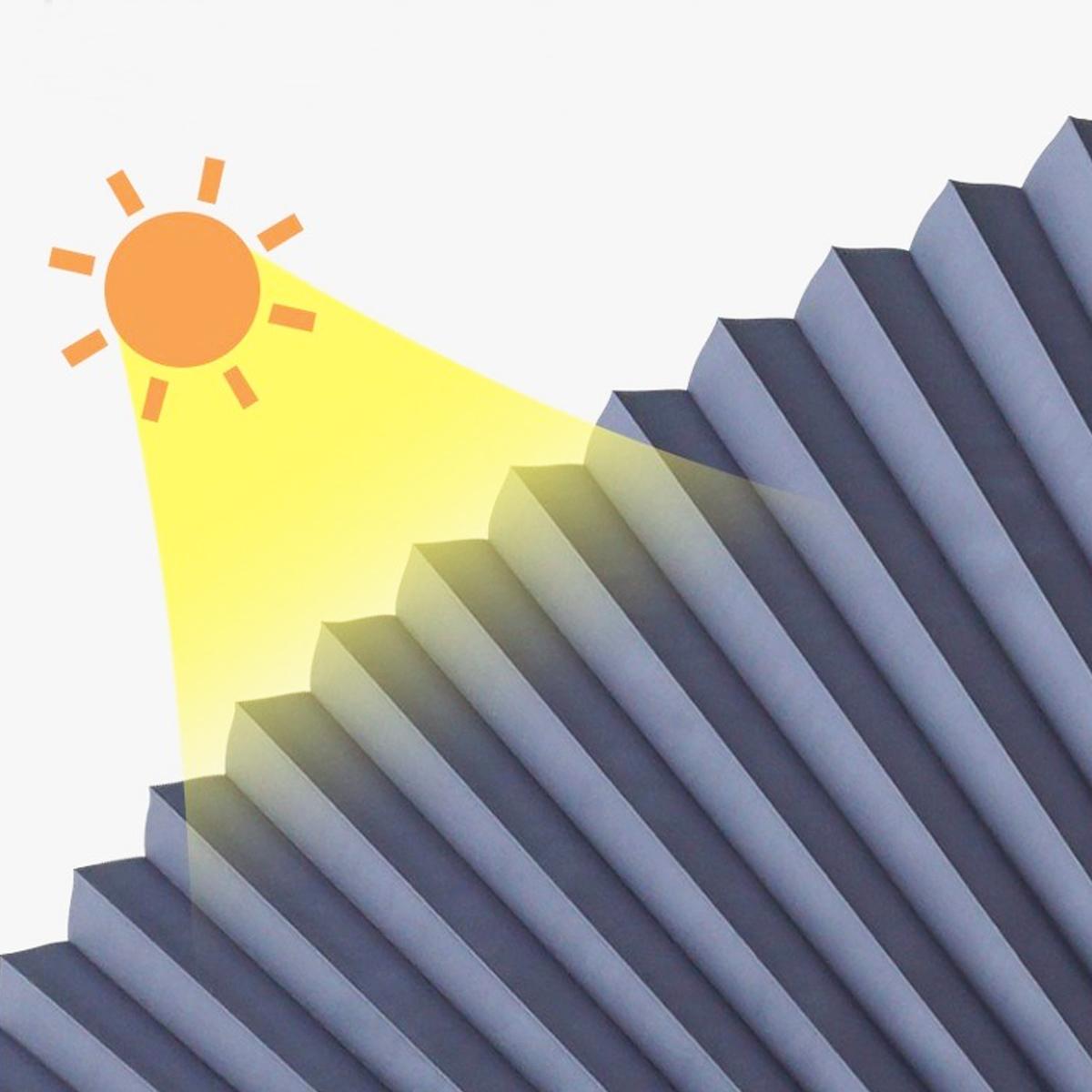 Folding Auto Windshield Block Cover Car Retractable Front Window Sun Shade Visor