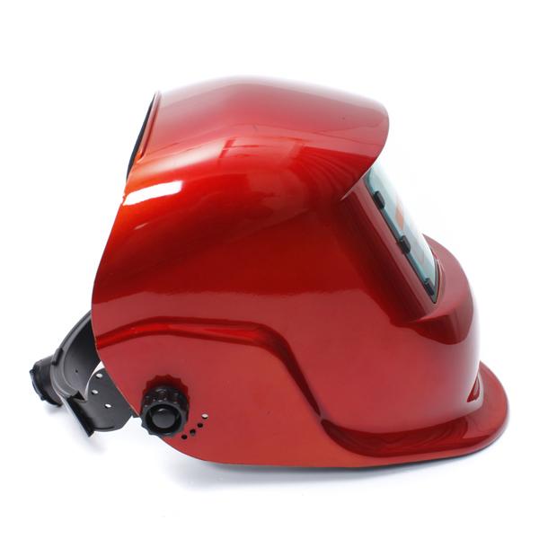 Auto Darkening Solar Welding Helmet with Grinding Funct