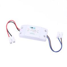 KTNNKG Wireless Light Switch Kit For Lamps Fans Appliances 433Mhz RF Receiver Default ON