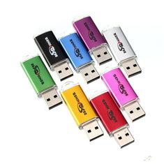 Bestrunner 32GB USB 2.0 Flash Drive Candy Color Memory U Disk