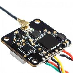 AKK X5 16*16mm 25mW/50mW/100mW/200mW 5.8GHz 37CH AV FPV Transmitter VTX with Smart Audio PIT Mode