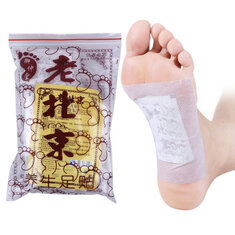 50Pcs Foot Pads Organic Herbal Cleansing Detox Pads