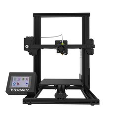 TRONXY® XY-2 Aluminum 3D Printer 220x220x260mm Printing Size With 3.5 Full Color Touch Screen/Fast Printing Speed/Bowden Extruder/Double Fans/Safety Design