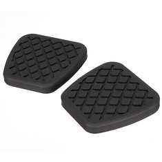 Brake Clutch Car Pedal Pad Rubber Cover For Honda Civic Accord CR-V Prelude Acura