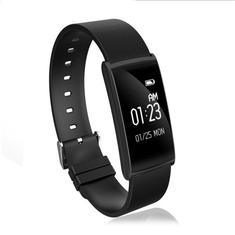 Bakeey N108 Heart Rate Monitor Pedometer Sport bluetooth Smart Bracelet For iphone X 8/8/Plus Samsung S8 Xi