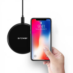 BlitzWolf® BW-FWC3 5W Wireless Charger Charging Pad for iPhone X 8 Plus S8 Note 8 S9