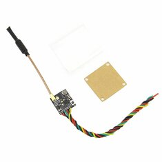 Eachine NANO V2 With Microphone VTX 5.8GHz 48CH 25/100/200/400mW Switchable FPV Transmitter Support OSD/Pitmode/IRC Tramp for RC Drone Tiny whoop