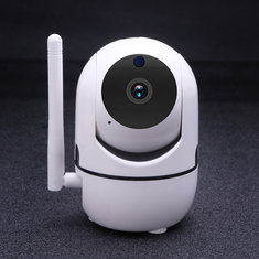 CES NEWS' 1080P Wireless WIFI IR Cut Security IP Camera Night Vision Intelligent HD Surveillance Camera
