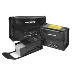 Sunnylife Explosion-proof Battery Safety Bag for DJI Mavic 2 Air Battery