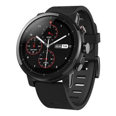 925eb68ad4ac4e International Version AMAZFIT Stratos Sports Smart Watch 2 GPS 1.34inch  2.5D Screen 5ATM from 47% OFF International ...