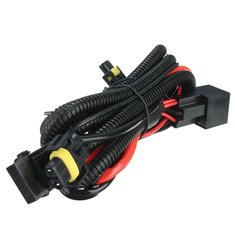 H11 880 Relay Wiring Harness For HID Conversion Kit Add-On Fog Lights LED DRL