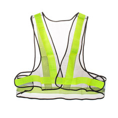 Traffic Security Vest Gear Visibility Reflective Warning Safety