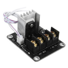 210A High Current Upgrade RAMPS 1.4 Heated Bed Power Module For 3D Printer