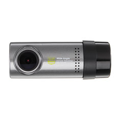 1080P HD 360° Rotation WiFi Hidden Car DVR Dash Camera Video Recorder Camcorder