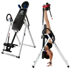 Folding Hand Stand Machine Fitness Inversion Device Equipment Home Training Workout Exercise