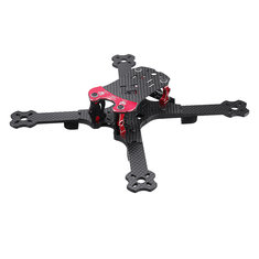 GARTT Scorpion AFRC QR210 210mm Frame Kit Arm 3mm with Buzzer Taillight for FPV Racing Drone