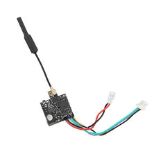Eachine ATX03S 5.8GHz 40CH 25mW/50mw/200mW Switchable FPV Transmitter Smart Audio With Microphone for RC Drone