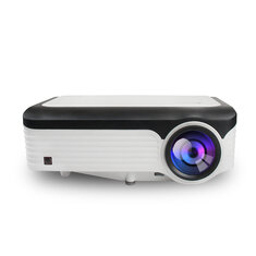 CRE X2001 LCD Projector FULL HD 1080P Portable LED Mini Projector 1920x1080 200-inch Video For Home Theater Game Movie Cinema 1G+8G Android Version