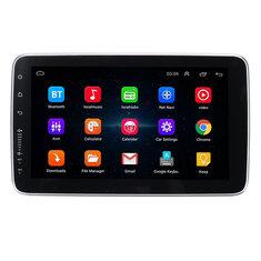 9 cali 10,1 cala 1 DIN dla Android Car Stereo Audio Regulowany ekran Odtwarzacz MP5 4 rdzeń 1 + 16G / 2 + 32G WIFI GPS FM