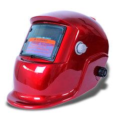 Auto Darkening Solar Welding Helmet with Grinding Function